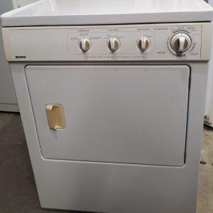 Dryer Kenmore 970-C81062-00