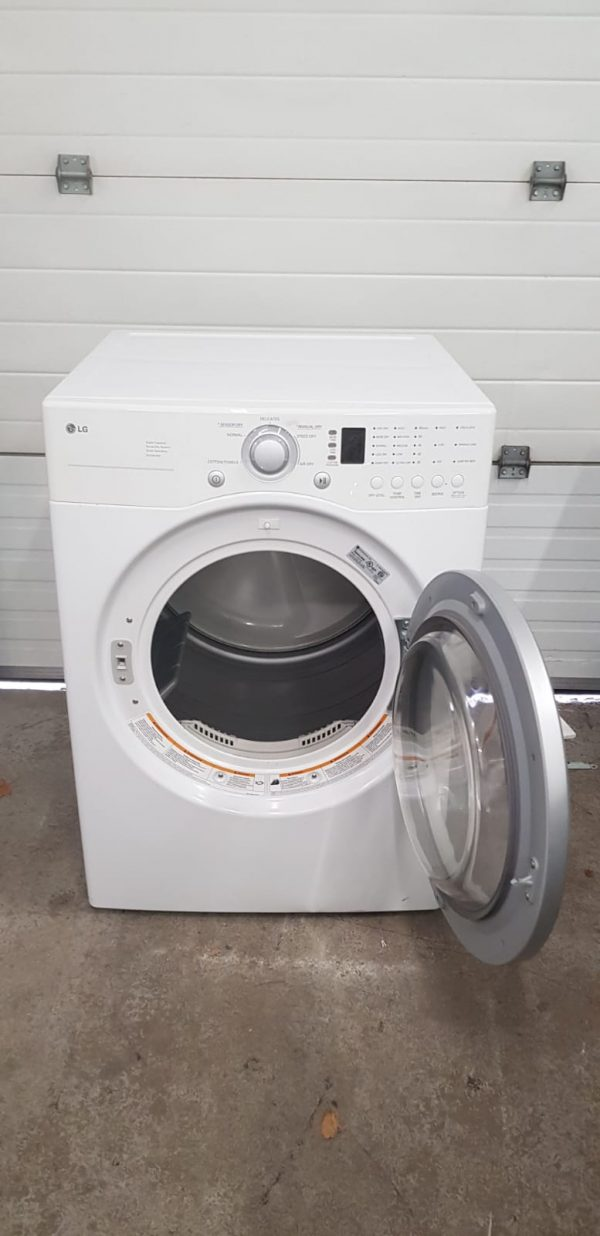 LG Dryer DNE2516W