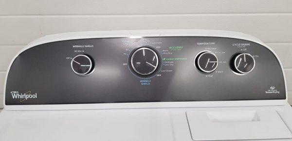 Electrical Dryer WHIRLPOOL YNED4850BW1