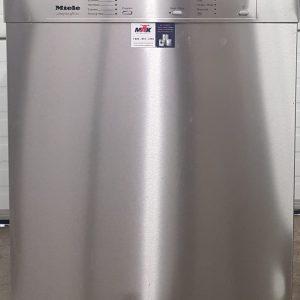 Dishwasher MIELE G2141SCU