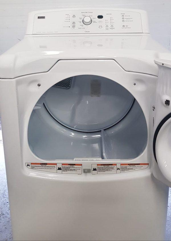 Dryer KENMORE 110.C67072700