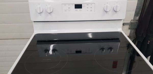 ELECTRICAL STOVE - WHIRLPOOL YMFE515SOJW0