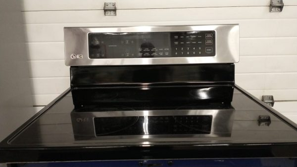 ELECTRICAL STOVE - LG LDE3011ST WITH DOUBLE OVEN