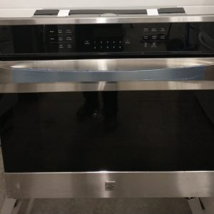 USED BUILT-IN OVEN - KENMORE 790.48353410