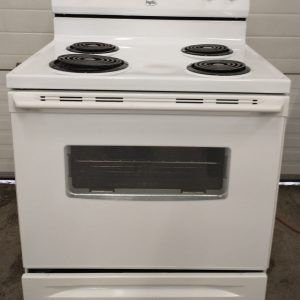 USED ELECTRICAL STOVE - INGLIS IVE30100
