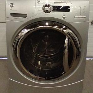 USED WASHING MACHINE GE GFWS3505L0MS