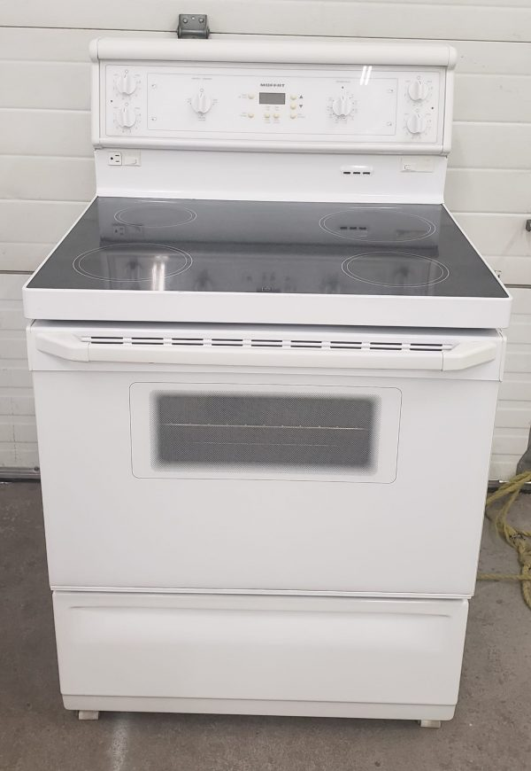 USED ELECTRICAL STOVE - MOFFAT MRMR3800VM-1