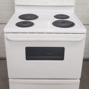 USED ELECTRICAL STOVE - FRIGIDAIRE CFEF312CS1