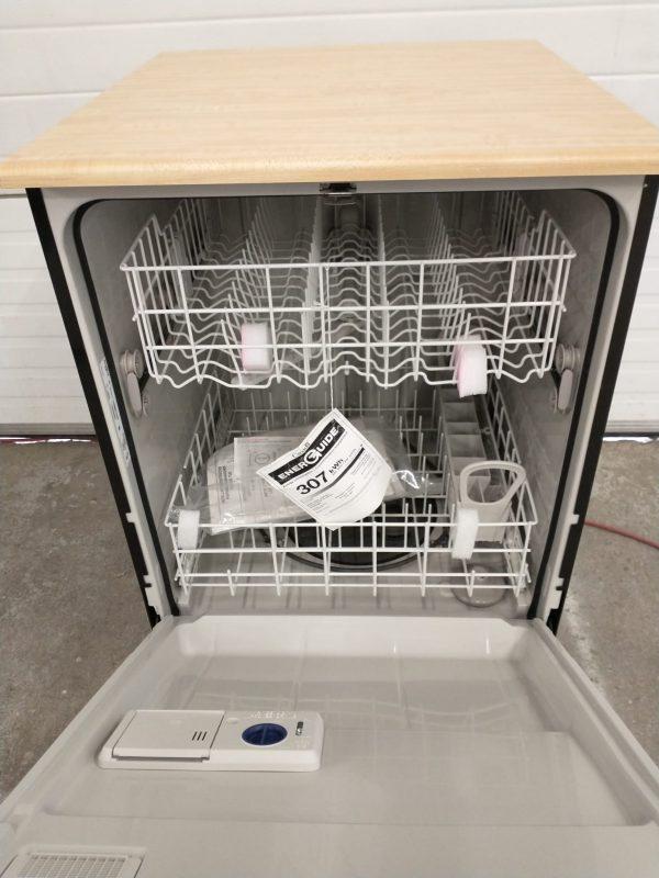 NEW PORTABLE DISHWASHER WHIRLPOOL WDP370PAHB0