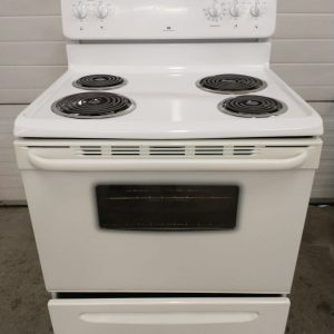 USED ELECTRICAL STOVE WESTINGHOUSE CWEF310GSF