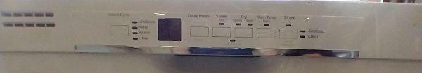 NEW!! OPEN BOX !!! DISHWASHER GE GDF530PCM0CC BEIGE COLOR 24 INCH