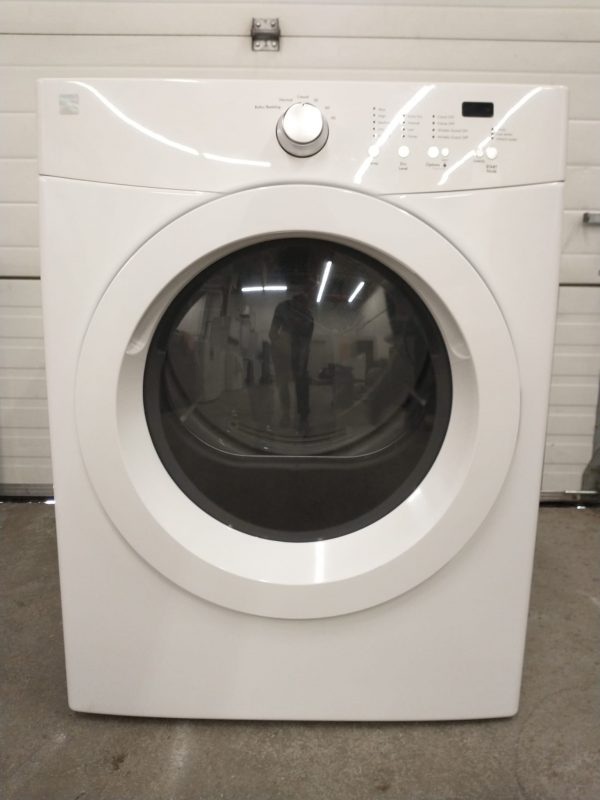 USED ELECTRICAL DRYER - KENMORE 970L88022A0