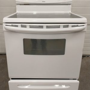 USED ELECTRICAL STOVE KENMORE 970-606020