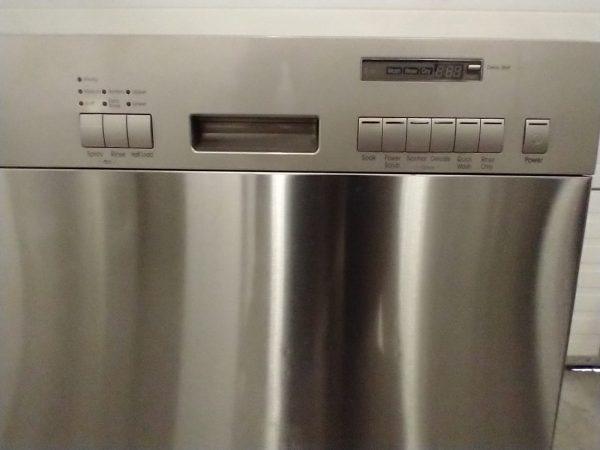 USED DISHWASHER LG - LDS5811ST/01