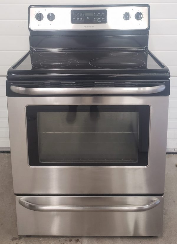 ELECTRICAL STOVE - FRIGIDAIRE CFEF3019MSD