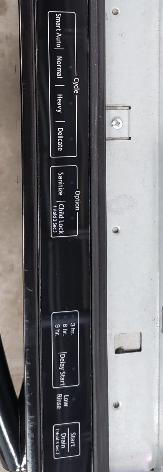 USED DISHWASHER - SAMSUNG DW80F600UTS/AC