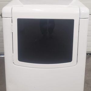 USED ELECTRICAL DRYER WHIRLPOOL YWED8100BW0