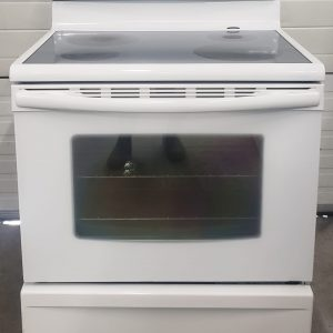 USED ELECTRICAL STOVE - FRIGIDAIRE CFEF370GS2