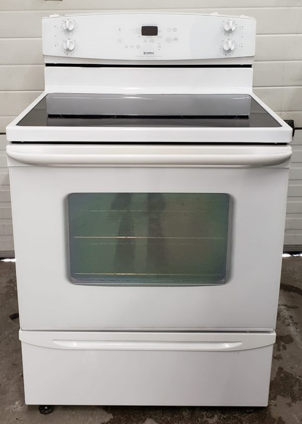 USED ELECTRICAL STOVE - KENMORE 880.62522R0