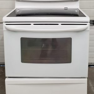 USED ELECTRICAL STOVE KENMORE C970-635222