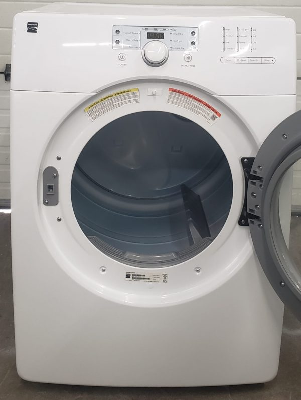 USED ELECTRICAL DRYER - KENMORE 592-89032