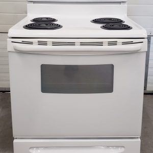 USED ELECTRICAL STOVE KENMORE 970-506021