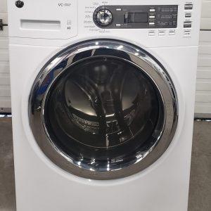 USED WASHING MACHINE - GE GFWH1400D0WW
