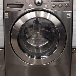 USED WASHING MACHINE LG WM2501HVA
