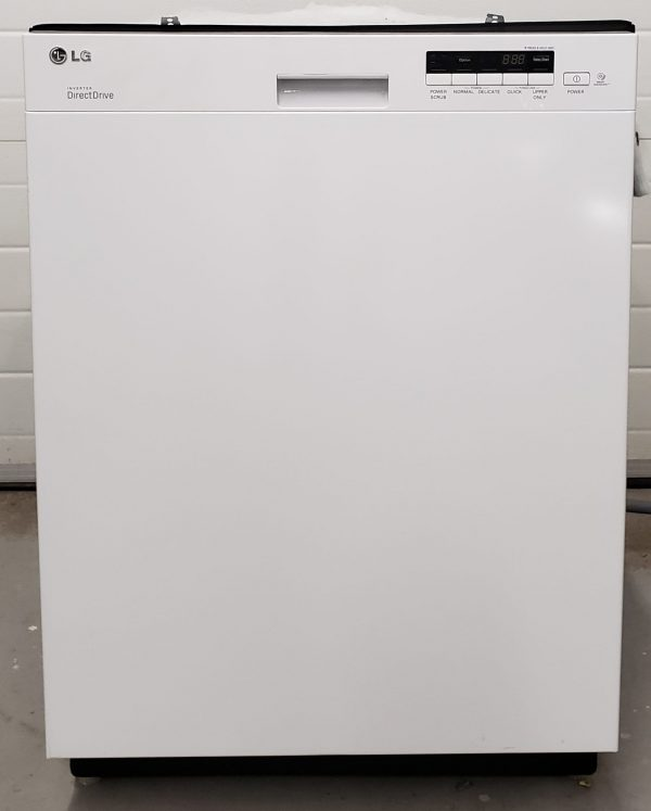 USED DISHWASHER - LG LDS5040WW