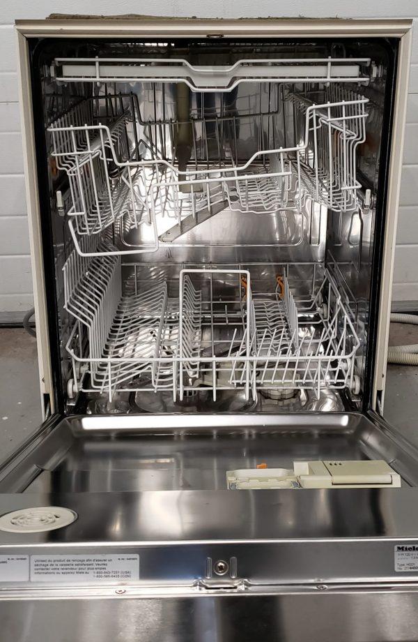 USED DISHWASHER - MIELE G851 SCI PLUS