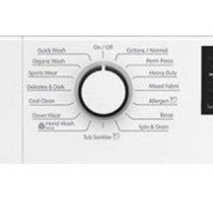 SET BLOOMBERG ELECTRICAL DRYER DV17600W and WASHER WM72200W 4