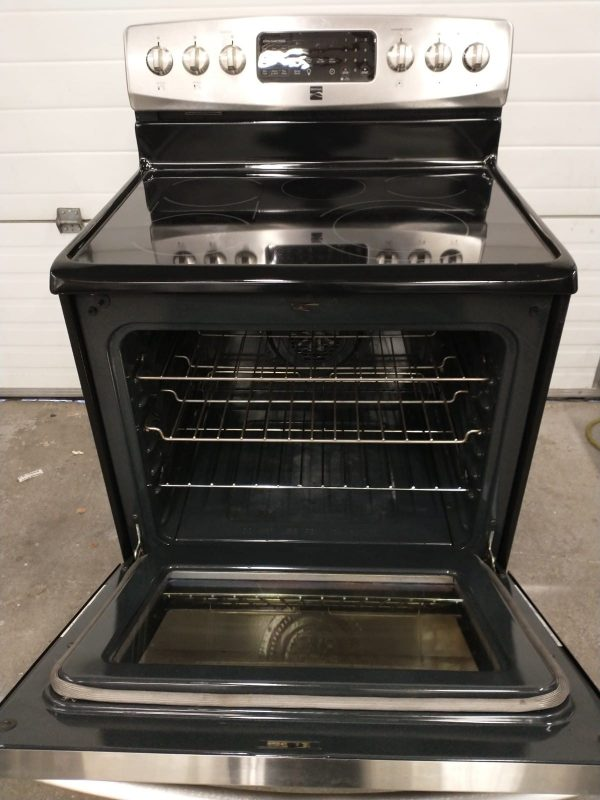 USED ELECTRICAL STOVE KENMORE 970-678533