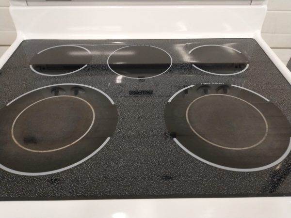 USED ELECTRICAL STOVE KENMORE C648423