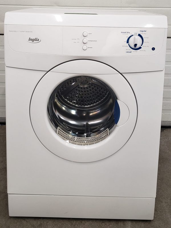 USED ELECTRICAL DRYER INGLIS IFR8200