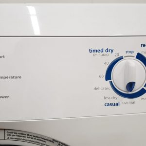 USED ELECTRICAL DRYER INGLIS IFR8200 3