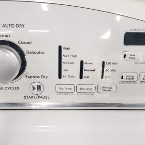 USED ELECTRICAL DRYER KENMORE 110 3