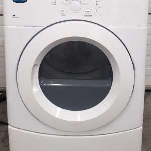 USED ELECTRICAL DRYER WHIRLPOOL YWED9050XW1
