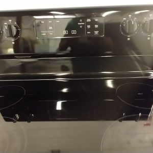 USED ELECTRICAL STOVE WHIRLPOOL YWFE510S0HB1 2