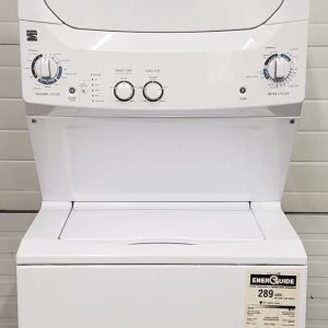 USED LAUNDRY CENTER KENMORE C978-97222210