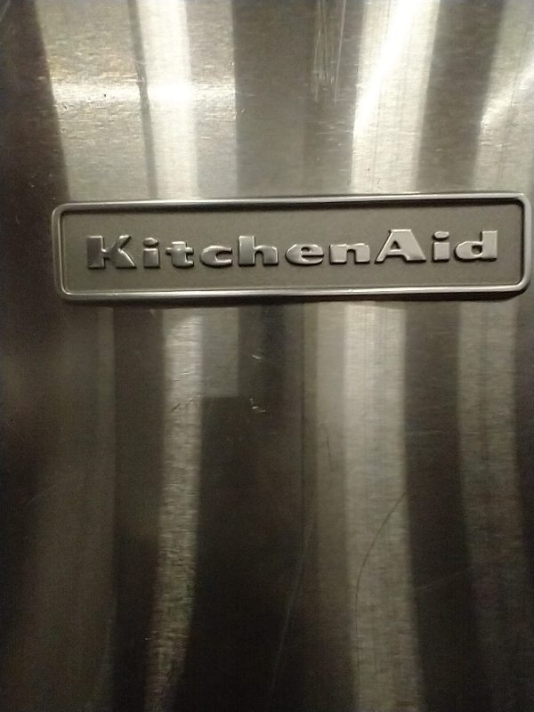 USED REFRIGERATOR KITCHENAID KBRS19KTMS0