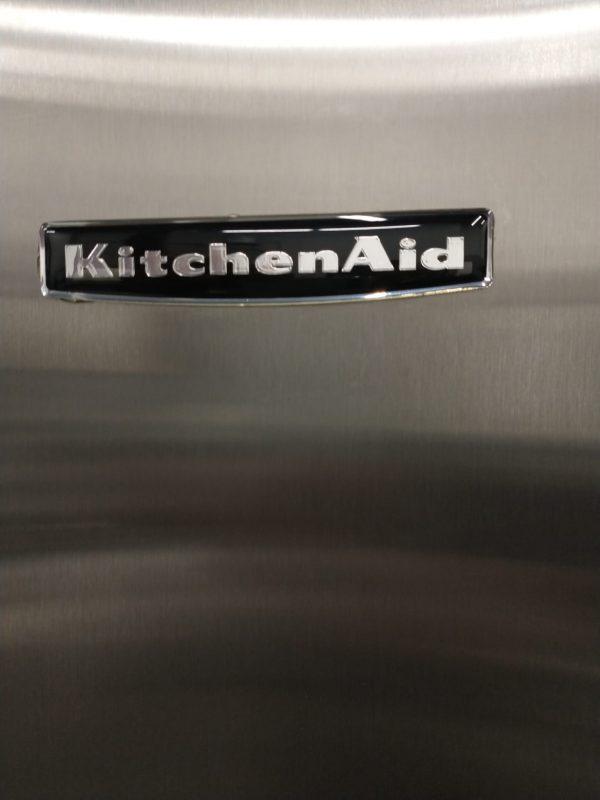 USED REFRIGERATOR KITCHENAID KTRC22KKSS00