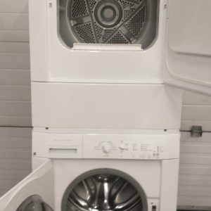 USED SET WHIRLPOOL DUET WASHER GHW9150PW0 DRYER YGEW9250PW0 6