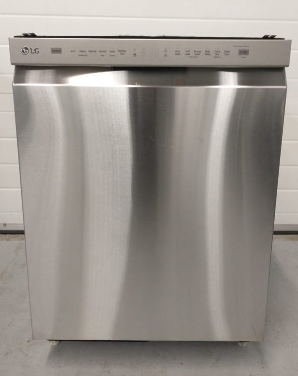 USED DISHWASHER LG LDF5545ST