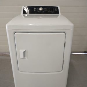 USED ELECTRICAL DRYER FRIGIDAIRE CFRE4120SW