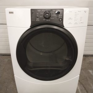 USED ELECTRICAL DRYER KENMORE 110.C82832100