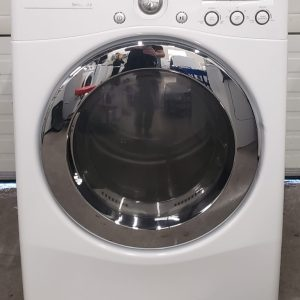 USED ELECTRICAL DRYER LG DLE2150W