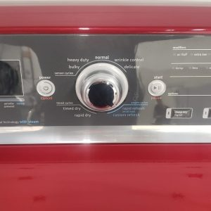 USED ELECTRICAL DRYER MAYTAG YMED850WR1 2