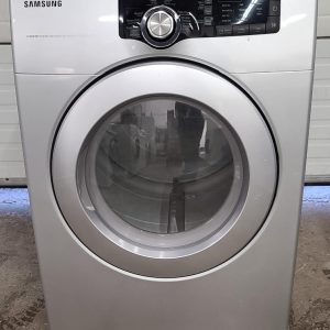 USED ELECTRICAL DRYER SAMSUNG DV210AES/XAC