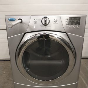 USED ELECTRICAL DRYER WHIRLPOOL YWED9250WL0