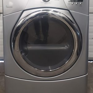 USED ELECTRICAL DRYER WHIRLPOOL YWED9270XL1